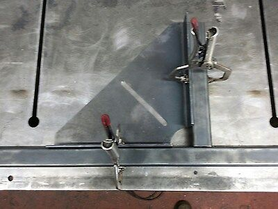 The ORIGINAL Large Welding Clamp 300mm x 300mm (laser cut and precision folded)