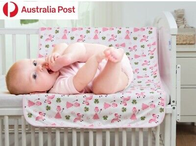 Baby infant nappy change mat pad cover waterproof for all change tables