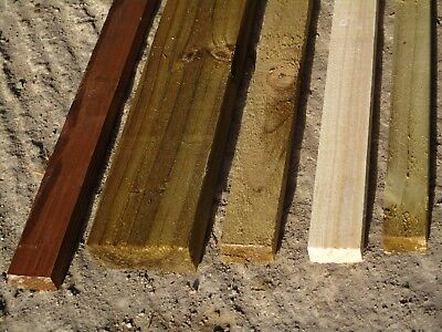 Wooden Timber Battens | Fence & Trellis Battens | Various Sizes Availiable