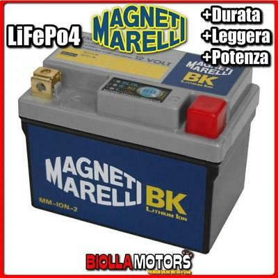 Mm-Ion-2 Batteria Litio Ytz7S-Bs Bmw S1000Rr 1000 2016- Magneti Marelli Ytz7Sbs