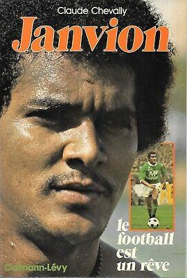 Janvion Le football est un reve de Claude Chevally