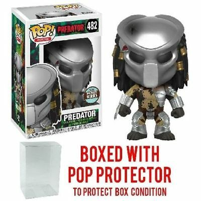 Predator (Masked) Pop! Vinyl Figure Toy Specialty Series (BOX PROTECTOR CASE)