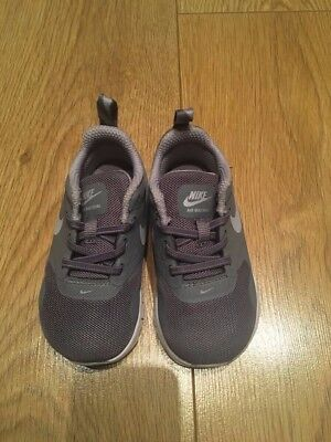 Nike air baby boy trainers size 5.5