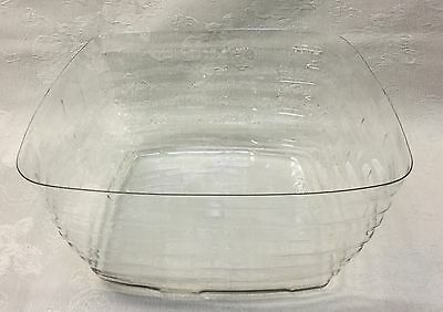 Custom Made Plastic Protector for the Longaberger Large Berry Basket