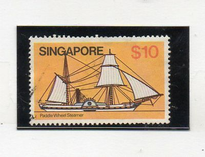 Singapur Barcos Valor del año 1980 (DO-142)