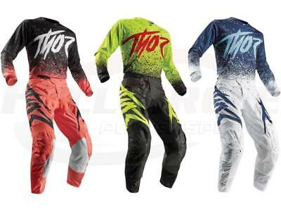 Thor Pulse Hype Jersey & Pant Gear Set Combo Adult Sizes MX Dirt Bike Quad ATV