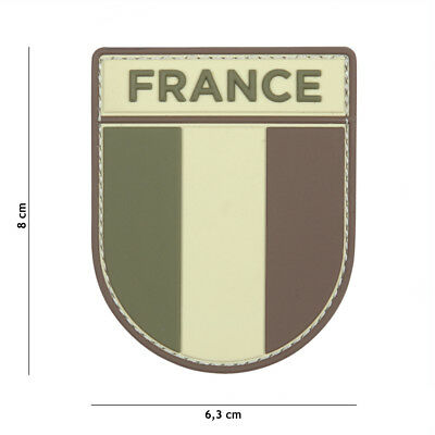 Patch Pvc 3D Tactical French Army Multi