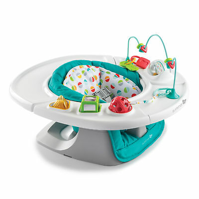 Summer Infant 4in1 Super Seat Neutral Baby New Gift Safe Feed Easy Gift
