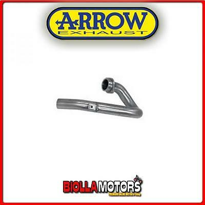 72070PD COLLETTORE RACING ARROW x 72005TA SUZUKI DR-Z 400 SM 2007