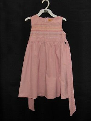 1960's/70's Vintage Girls Dress with Embroidery.