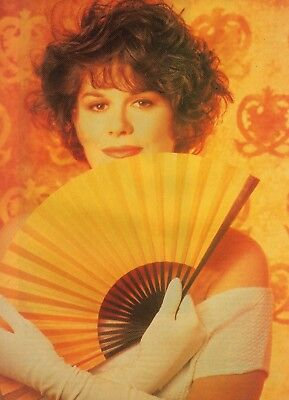 K.T. Oslin 1 Page Magazine Picture Clipping Country Music
