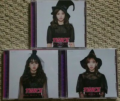 TWICE One More Time Japanese Debut Album