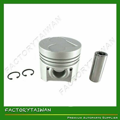 Piston Set STD 80mm for Kubota V1903 (100% Taiwan Made)