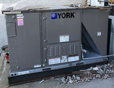 10 Ton York Commercial AC