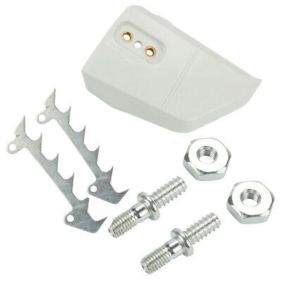 Tools Useful Chain Clutch Sprocket Cover Set Bar Nuts Stud Kit For Stihl 021 023 025 Ms250 018 Ms170 Ms180 Chainsaws