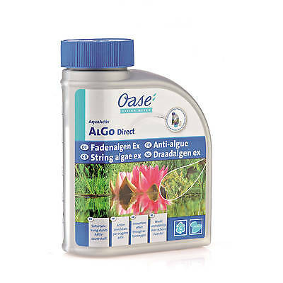 OASE aquaactiv Algo Direct Filamentous Algae EX Various inhaltsmengen