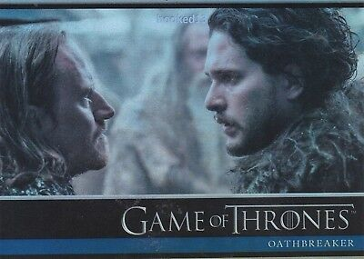 Game Of Thrones: Season 6 Oathbreaker FOIL Parallel Card