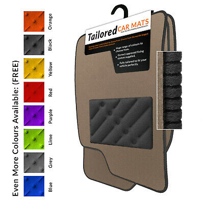 Ford Kuga Car Mats 2008 - 2012 Fully Tailored Beige (BV)