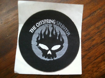 The Offspring felt sticker for Splinter cd