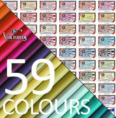 2X Viktoria® FABRIC DYE - Fabric Clothes Dye 59 COLOURS Multipack Discounted