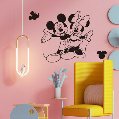 Minnie Mouse Wandsticker. Free Mdchen Name Wall Decalminnie Maus ...