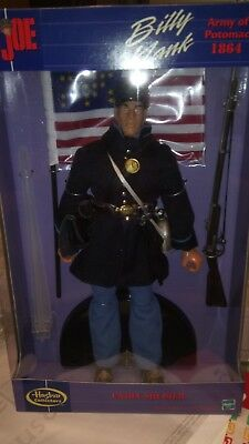 GI Joe 12 inch Figur Billy Yank, Army of Potomac 1864, wie Dragon, 30 Cm, 1:6,