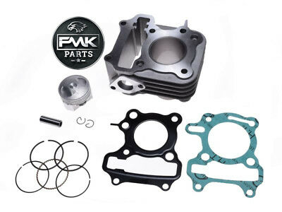 Peugeot Kisbee 50cc Cylinder Barrel Kit 4-Stroke 42mm AC