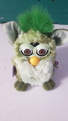 furby baby 1999 instructions