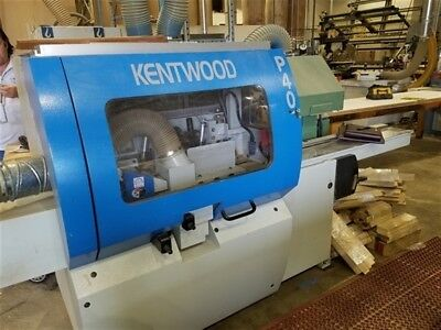Kentwood Planer P407 4 Sided S4S Machine