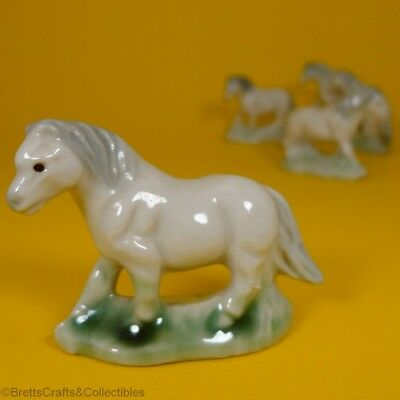 Wade Whimsies (1984/88) Whimsie-Land (Set #1) Pets - #5 Pony