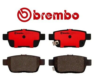 Front /& Rear Honda Acura Genuine Brembo Set Brake Pads