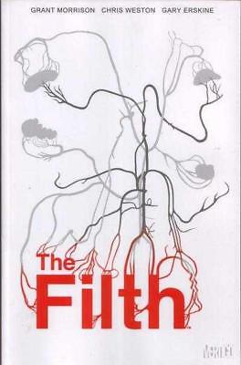 Vertigo Sci-Fi Comic Filth, The SC VG+