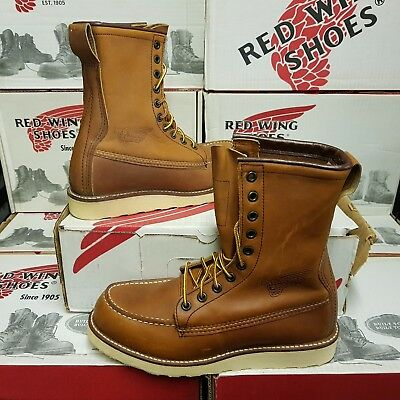RED WING SHOES 877 oil tanned leather boot UK 5,5 US 6,5 EUR 38,5 (pv:299€)