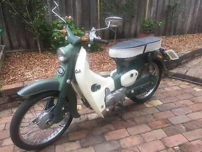 Honda Scooter - Classic Collector 1962  SOLD
