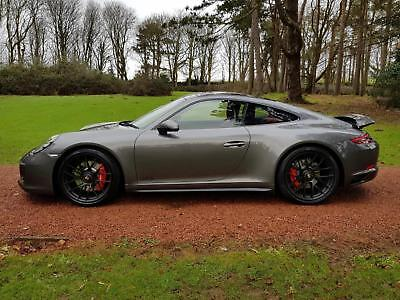 2017 Porsche 911 CARRERA GTS PDK Coupe Huge Specification - RESERVED Petrol grey
