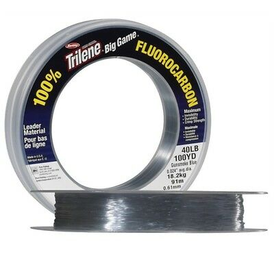 Berkley Trilene Big Game Fluorocarbon Clear