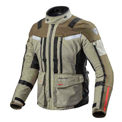 REV'IT | Sand3 Motorcycle Jacket Touring Adventure Triple Layer Sand-3 sand 3