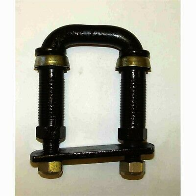Leaf Spring Shackle Front OMIX 18270.14 fits 56-57 Jeep Utility Wagon