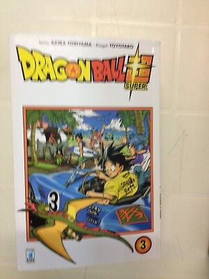 Manga Dragon Ball Super 3 - Akira Toriyama -  Star Comics  Nuovo