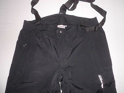 WHITE SEASON high performence  - Wasserdichte Herren Skihose -schwarz < Gr. 54