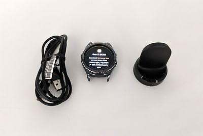 MINT A+ Samsung Galaxy Gear S2 Classic SM-R735T T-Mobile SmartWatch Without Band