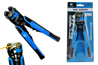 Ultimate Self Adjusting Wire and Cable Stripper Cutter Tool Stripping Hand Tools