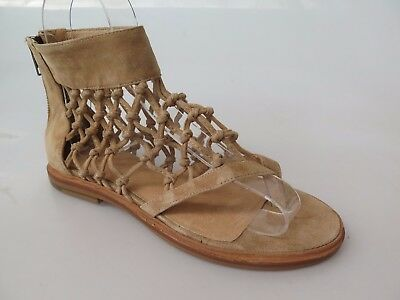 Silent D - new ladies leather sandal size 37 #41 *CLEARANCE*