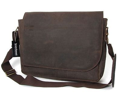 Braun Herrentasche Umhängetasche Bruno Banani Messenger Ie2YDH9WE