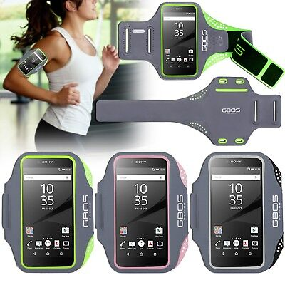 GBOS® Armband Sports Gym Running Exercise Adjustable Case For Sony Xperia XA2