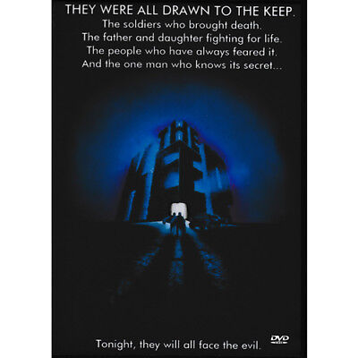 THE KEEP = THEY WERE ALL DRAWN TO THE KEEP = WAR HORROR = DVD(Australian Shippin