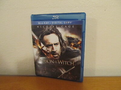 Season of the Witch (Blu-ray Disc, 2011) No Digital Copy - I combine shipping
