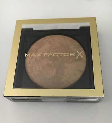 NEW & SEALED Max Factor Creme Bronzer 05 Light Gold RRP $21.95