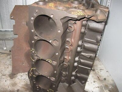 chev small block 400 35 thou 2 bolt, needs deck