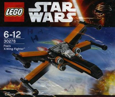 LEGO STAR WARS 30278 Poe's X-Wing Fighter Polybag NEU OVP Baukästen & Konstruktion